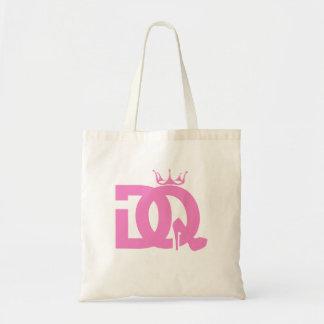 DQ logo Budget Tote Bag