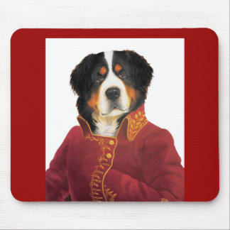 DR072 Bernese Mountain Dog mouse pad