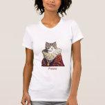 DR077 Cat Princess tshirt