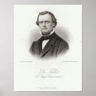 Dr Adalbert Falk Poster