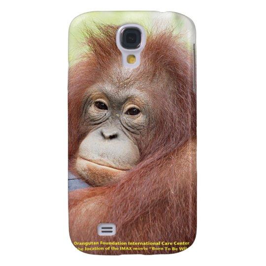 Dr. Ann Orangutan Phone Case