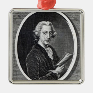 Dr. Arne, engraved for 'The Universal Metal Ornament