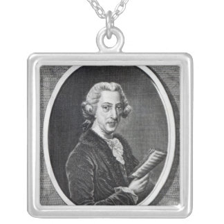 Dr. Arne, engraved for 'The Universal Silver Plated Necklace