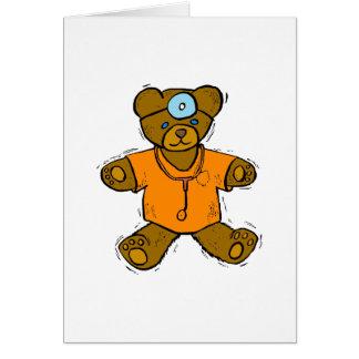 Dr Bear Card