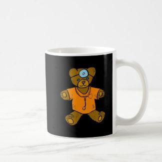 Dr Bear Coffee Mug