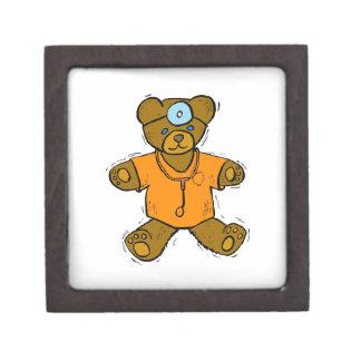 Dr Bear Keepsake Box