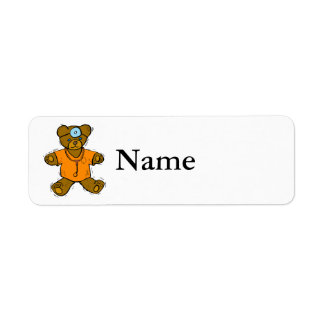 Dr Bear Label