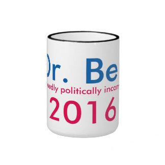 Dr. Ben 2016 politically incorrect mug