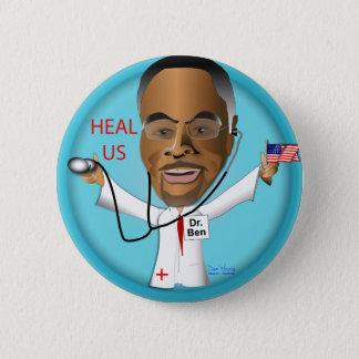 Dr. Ben Heal US Pinback Button