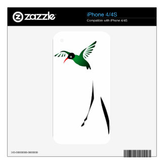 Dr Bird iPhone 4S Skins
