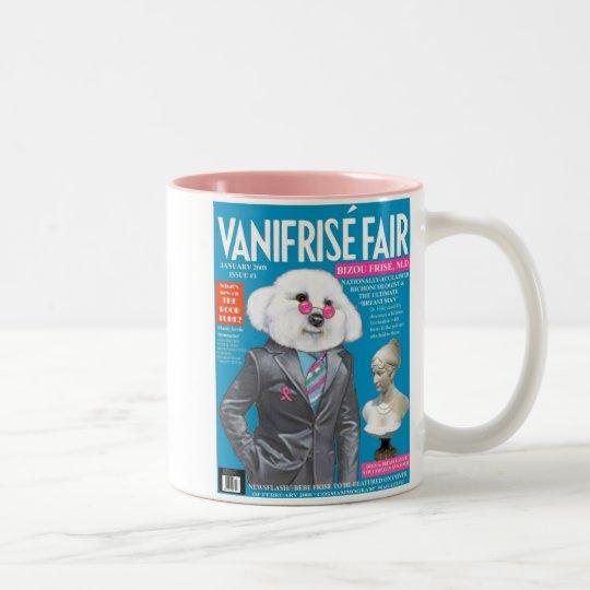 Dr. Bizou Frise on Vanifrise Fair Mag Mug