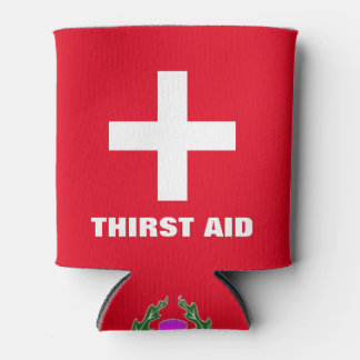 Dr. Bob's Thirst Aid Can Cooler