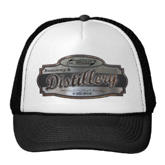 Dr. Brody's Distillery Hats