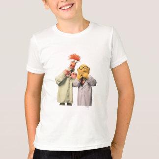 Dr. Bunsen Honeydew and Beaker 2 T-Shirt