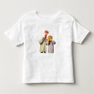 Dr. Bunsen Honeydew and Beaker 2 Toddler T-shirt