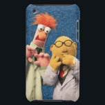 "Dr. Bunsen Honeydew and Beaker Barely There iPod Cover<br><div class=""desc"">Dr. Bunsen Honeydew and Beaker</div>"