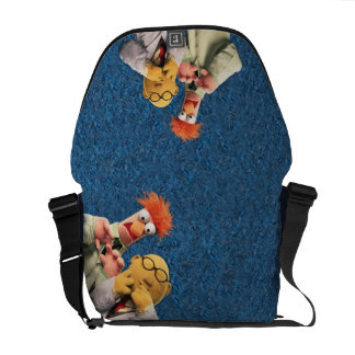 Dr. Bunsen Honeydew and Beaker Courier Bag