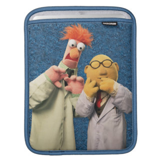 Dr. Bunsen Honeydew and Beaker Sleeves For iPads