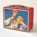 """Dr. Bunsen Honeydew and Beaker Metal Lunch Box<br><div class=""""desc"""">Other</div>"""