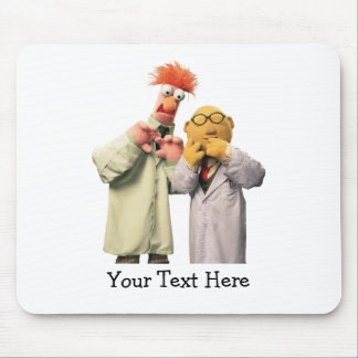 Dr. Bunsen Honeydew and Beaker Mouse Pad