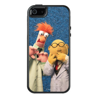 Dr. Bunsen Honeydew and Beaker OtterBox iPhone 5/5s/SE Case