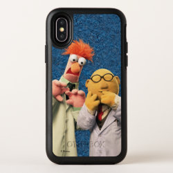Dr. Bunsen Honeydew and Beaker OtterBox Symmetry iPhone X Case