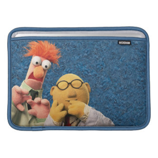 Dr. Bunsen Honeydew and Beaker Sleeve For MacBook Air