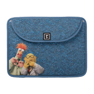 Dr. Bunsen Honeydew and Beaker Sleeve For MacBook Pro