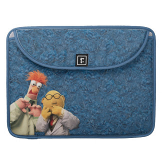 Dr. Bunsen Honeydew and Beaker Sleeve For MacBooks