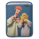 Dr. Bunsen Honeydew and Beaker Sleeves For iPads