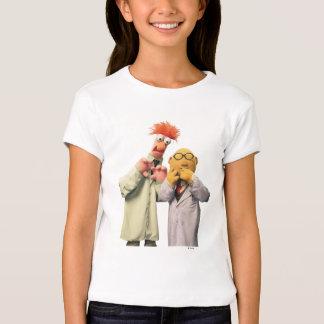 Dr. Bunsen Honeydew and Beaker T-Shirt
