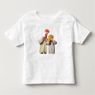 Dr. Bunsen Honeydew and Beaker Toddler T-shirt