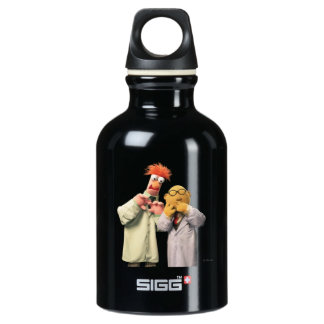 Dr. Bunsen Honeydew and Beaker Water Bottle