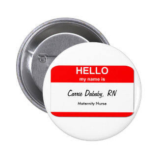 Dr. Carrie Dababy, MD Button