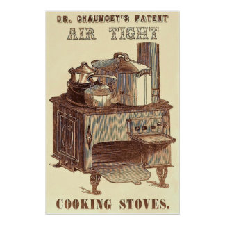 Dr. Chauncey's ~ Mid to Late 1800s. Poster