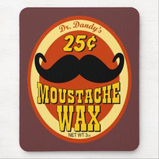 Dr. Dandy's Moustache Wax Mouse Pad