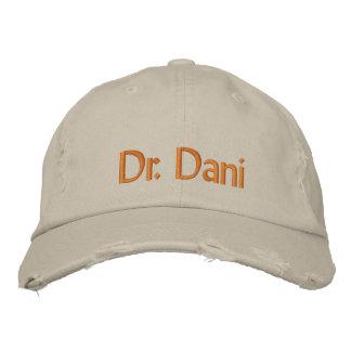 Dr. Dani Embroidered Baseball Cap