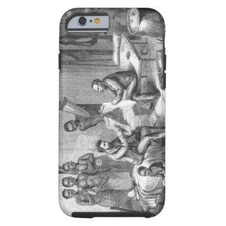 Dr. David Livingstone (1813-73) and Mr. Henry Mort Tough iPhone 6 Case