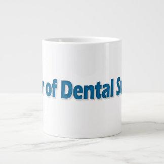 Dr de la cirugía dental taza grande