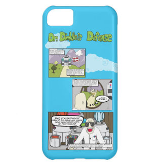 Dr. Dinkle Act One: iPhone 5 case