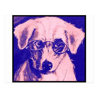 Dr. Dog Postcard