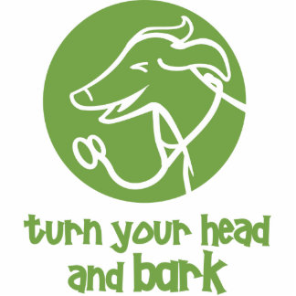 Dr. Dog Vet Sculpture- turn your head & bark Cut Out