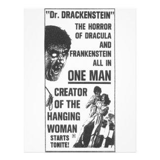 Dr Drackenstein! Flyer