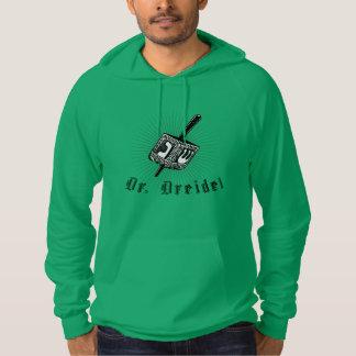 DR. DREIDEL -.png Hooded Sweatshirt