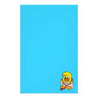Dr. Duck Stationery