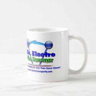 Dr. Electro Coffee Mug