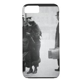 Dr. Ernst Kunwald, former conductor_War Imge iPhone 8/7 Case