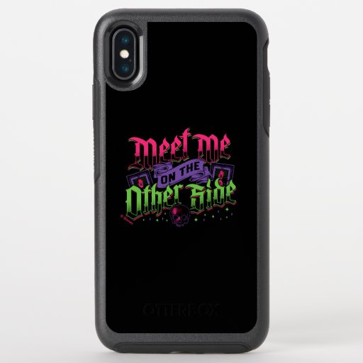 Dr. Facilier | Meet Me OtterBox Symmetry iPhone XS Max Case