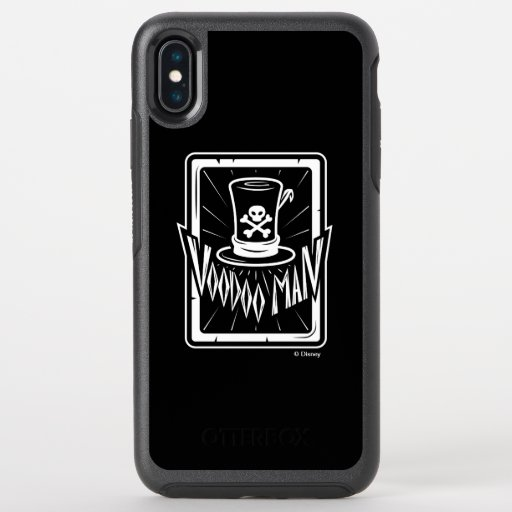 Dr. Facilier |  Voodoo Man OtterBox Symmetry iPhone XS Max Case