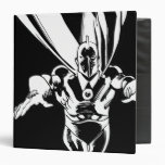 Dr. Fate Flying Outline 3 Ring Binders